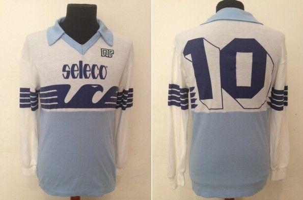 Maglia Lazio 1982-1983 NR
