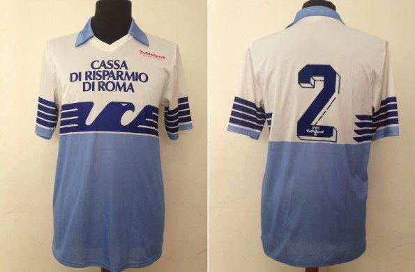 Maglia Lazio 1986-1987 casa