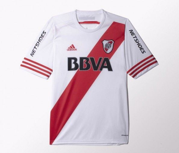 Maglia River Plate 2014-2015