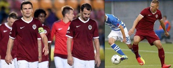 Divisa Sparta Praga 2014-2015 home