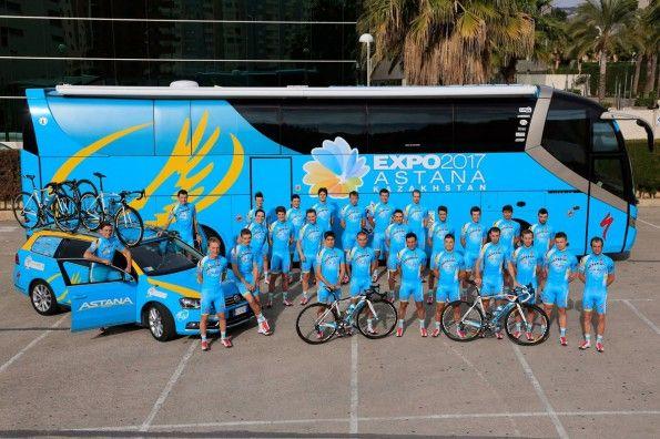 Astana Pro Team 2014