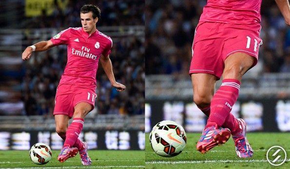 Gareth Bale con le F50 adizero