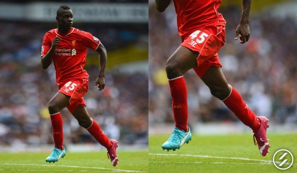 Balotelli scarpe evoPower Tricks