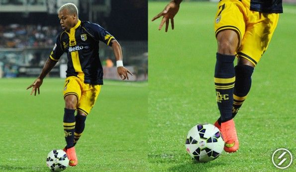 Biabiany Mercurial Superfly rosse