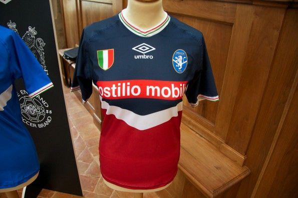 Terza maglia Brescia Calcio Femminile 2014-15