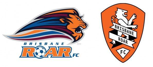 Brisbane Roar Nuovo Logo