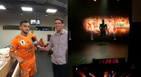 Maglia Portiere Brisbane Roar 2014-15