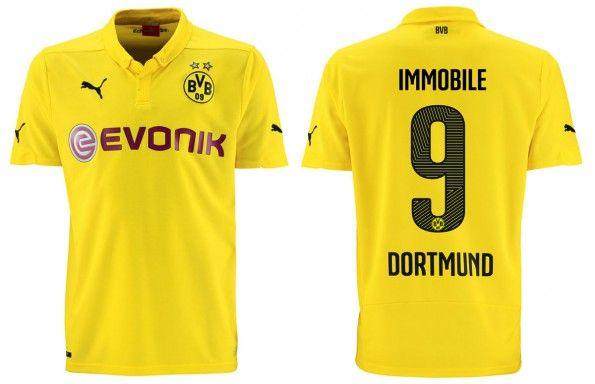 Maglia Borussia Dortmund Champions League 2014-2015