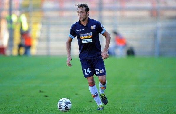 Terza maglia Catania 2014-2015 blu