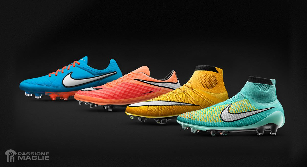 Collezione scarpe Nike autunno 2014