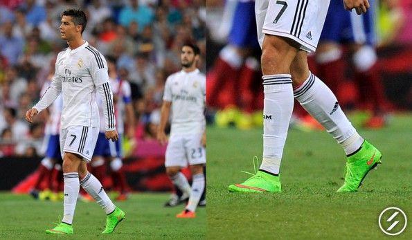 Scarpe Superfly per Cristiano Ronaldo