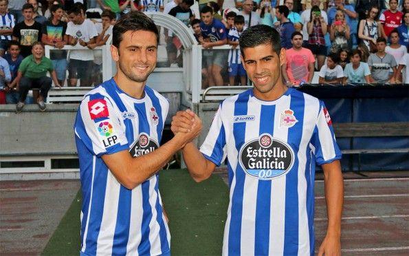 Maglia Deportivo La Coruna 2014-15