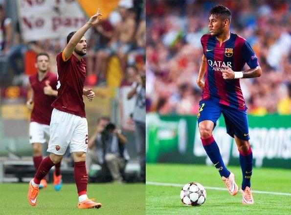 Destro e Neymar, scarpe Hypervenom arancioni