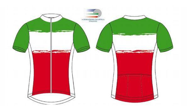 Maglia tricolore, Castelli Cycling, 2014