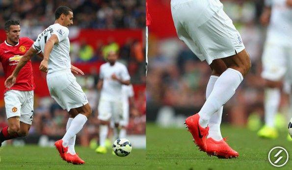 Ferdinand scarpe CTR360 Nike