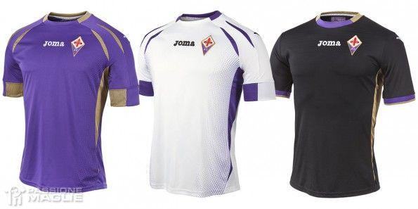 Maglie Fiorentina 2014-2015 Joma