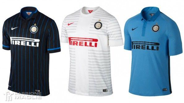 Maglie Inter 2014-2015 Nike