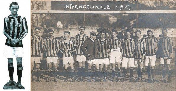 L'Inter 1914-1915 e Aldo Cevenini