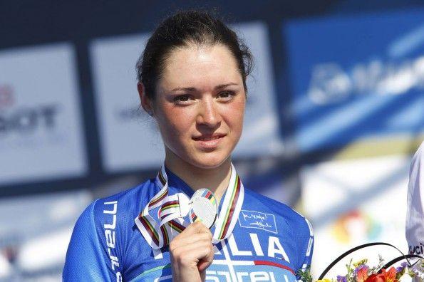 Italia, maglia mondiali ciclismo 2014, patch