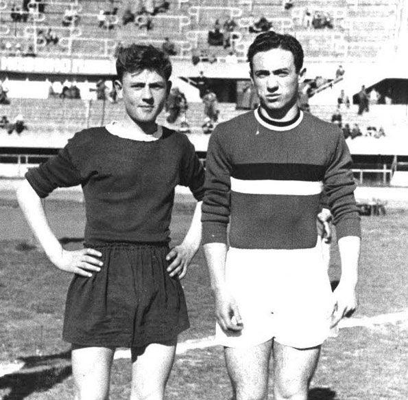 Juventus, away anni '50
