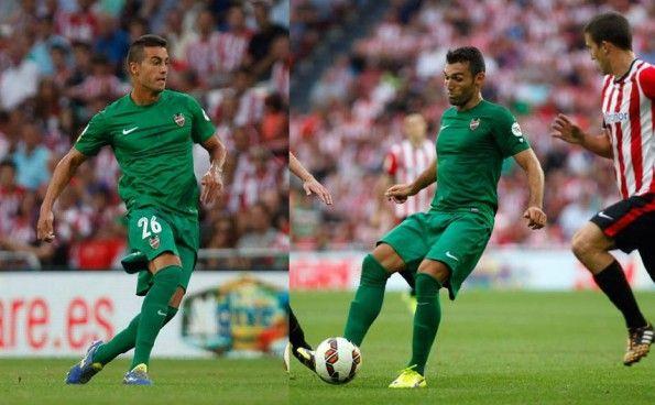 Levante terza divisa verde 2014-15
