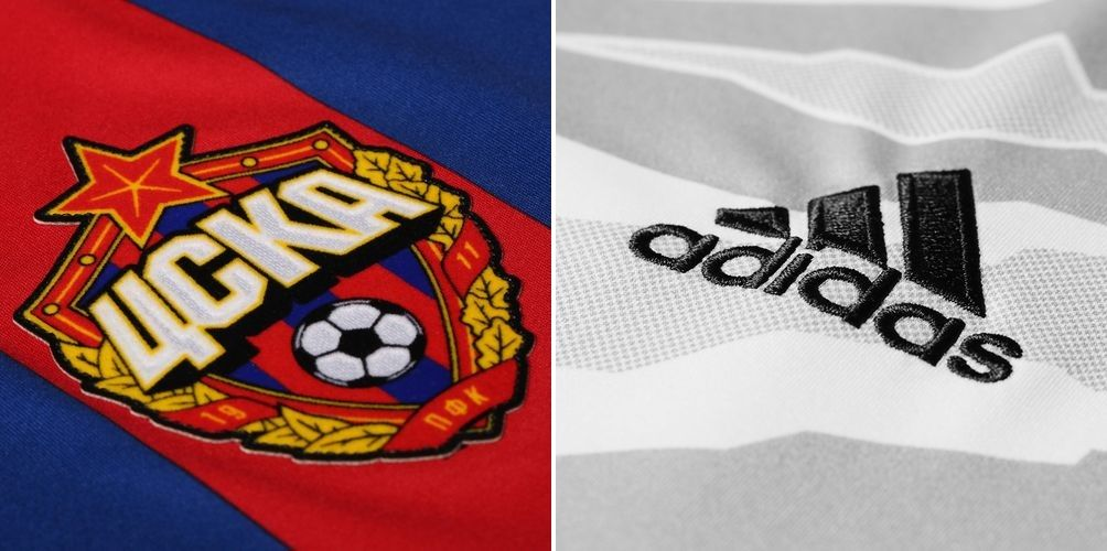 Loghi CSKA Mosca 2014-2015