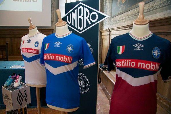 Maglie Brescia Femminile 2014-2015 Umbro