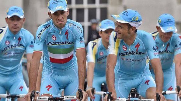 Astana Pro Team 2014, Nibali e Scarponi