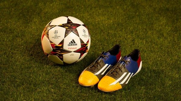 Scarpe F50 Messi Champions League 2014-2015