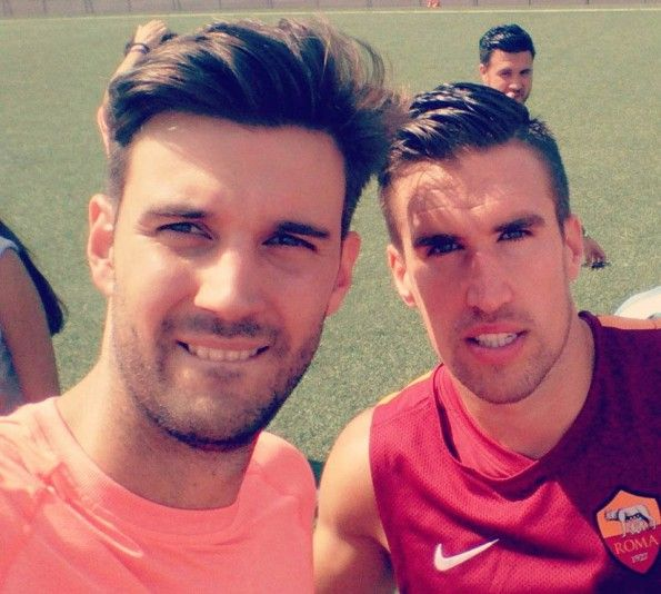 Selfie Scarpini.it - Strootman