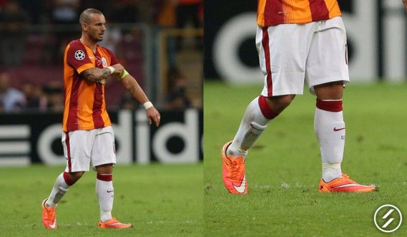 Sneijder scarpe Hypervenom Phantom