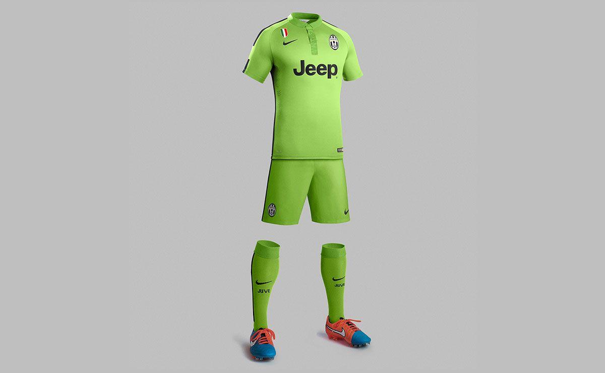 Juventus third kit 2014-15