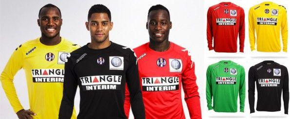 Maglie portieri Tolosa 2014-2015