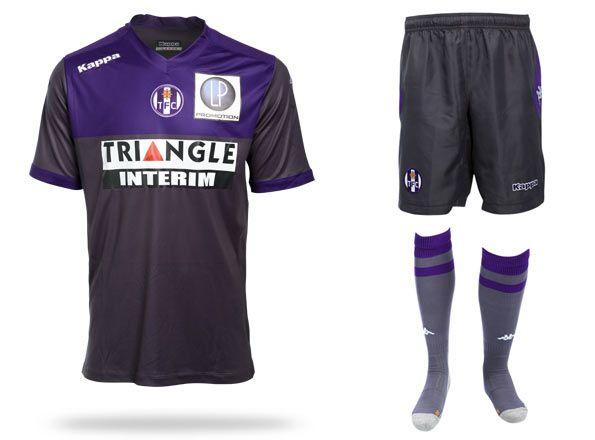 Terza maglia Tolosa 2014-2015