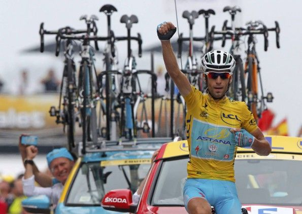 Vincenzo Nibali, Astana Pro Team, Tour de France 2014