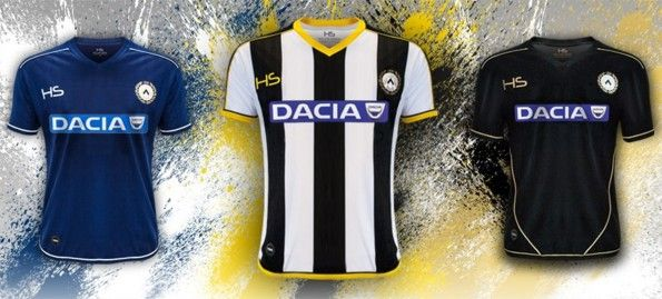 Maglie Udinese 2014-2015