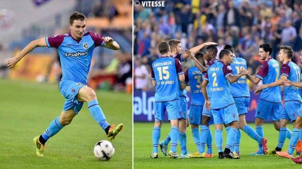 Seconda maglia Vitesse 2014-2015