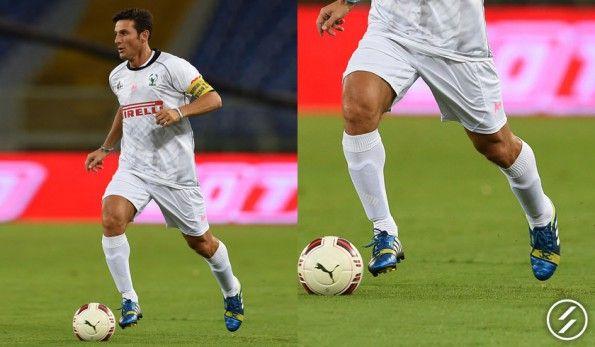 Zanetti veste adidas Nitrocharge
