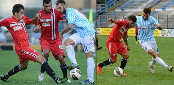 Ascoli Picchio terza maglia 2014-2015