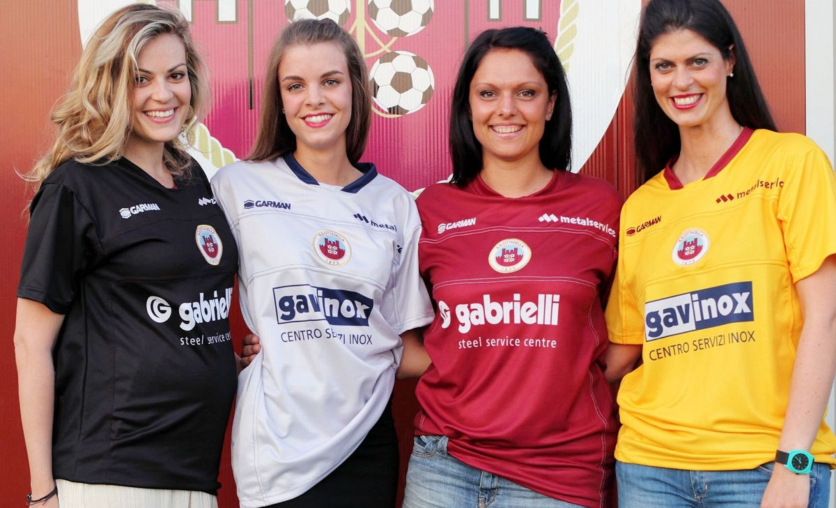 Maglie Cittadella 2014-2015 Garman