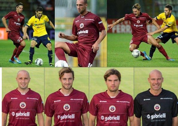 Prima maglia Cittadella 2014-2015
