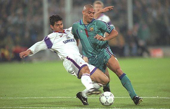 Fiorentina-Barcellona 1996-1997