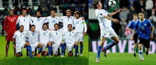 Estonia Italy 2010