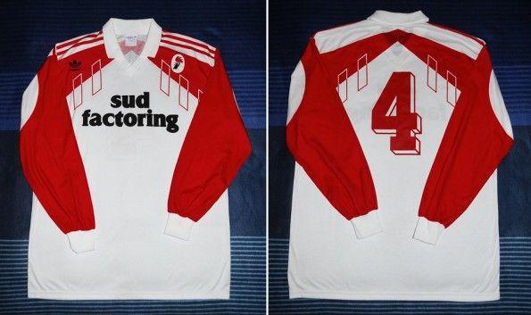 Maglia Bari 1990-1992 Adidas