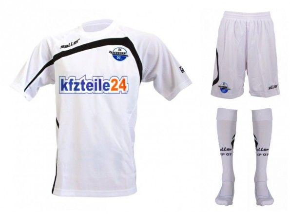 Paderborn third kit 2014-2015