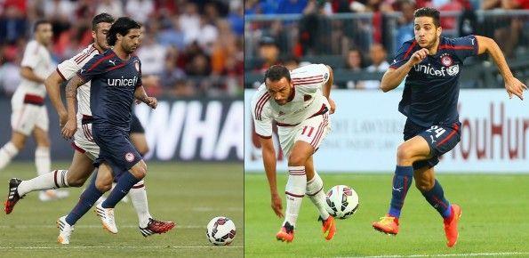 Kit away Olympiakos 2014-2015