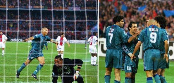 Ronaldo gol Coppa delle Coppe 1996-1997
