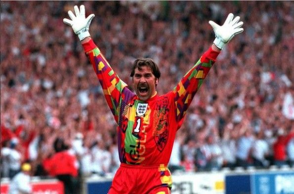 David Seaman a Euro 96