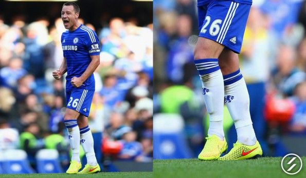 Terry con le scarpe Magista Opus WC14