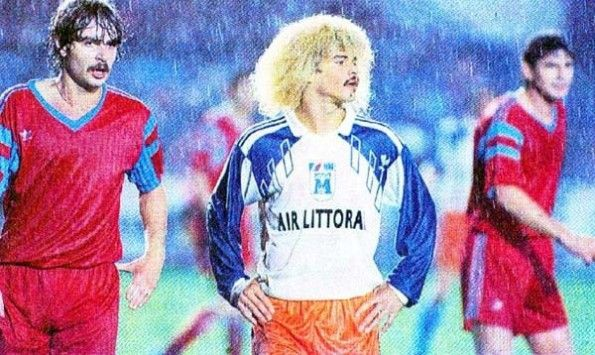 Valderrama Montpellier 1990-1991